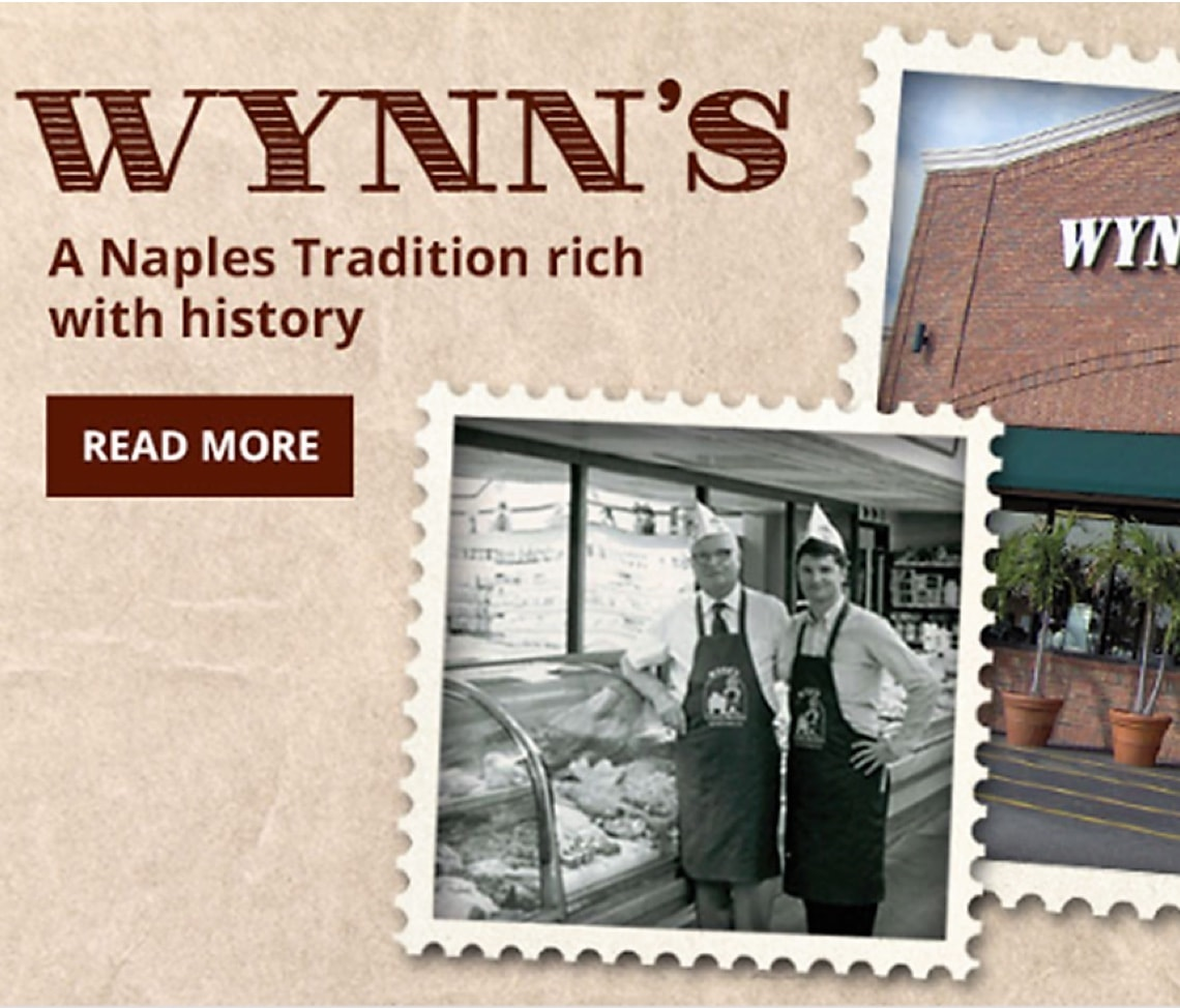 Wynn's - A Naples tradition rich with history